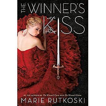 Den vinder Kiss(Roughcut) (vinderens trilogi)