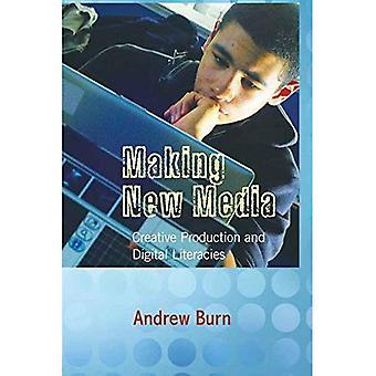 Fabricación de nuevos medios: Semiótica, cultura y alfabetizaciones digitales (nuevas alfabetizaciones y epistemologías Digital)