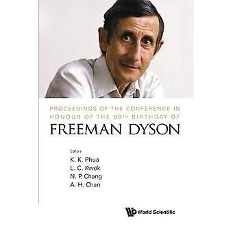 Materiały z konferencji na cześć 90 urodziny Freeman Dyson