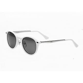 Simplificar Reynolds polarizado gafas de sol - blanco/negro
