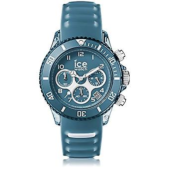 Ice-Watch men's chronograph Quartz Watch with Silicone Strap 12737