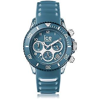 Is-ur menns chronograph kvarts Watch med silikon håndtak 12737