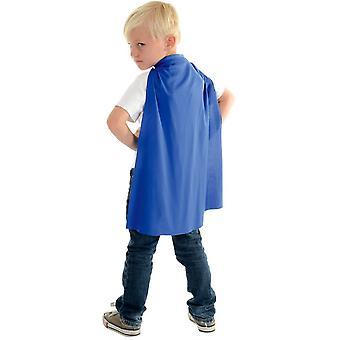 Blue Superhero Cape Child