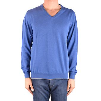 Altea Ezbc048106 Men's Light Blue Cotton Sweater