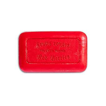 La Provenale 100% Handmade Organic Soap Vegan Red Fruits 125 g