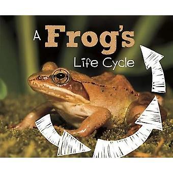 Ciclo di vita di una rana di Mary R. Dunn - 9781474743297 libro