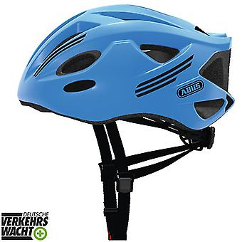 Abus S Cension bike helmet / / neon blue