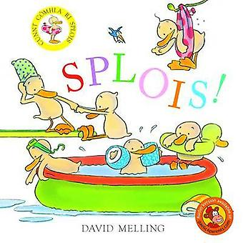 Splois by David Melling - 9780861525249 Book