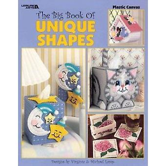 Shapes in Plastic Canvas by Virginia Lamp - 9781574862430 Book