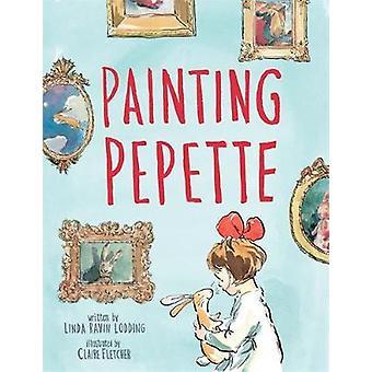 Painting Pepette by Linda Ravin Lodding - Linda Ravin Lodding - 97817