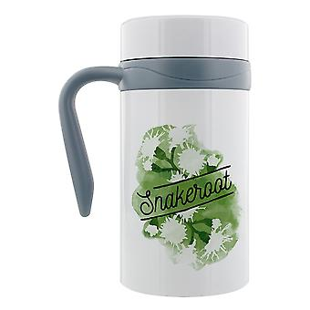 Deadly Detox Snakeroot Thermal Travel Mug With Handle