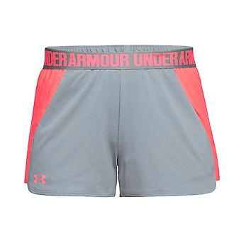 Under Armour nieuwe Play up 3 ' ' korte 2,0 1292231-031 dames shorts