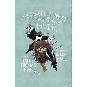 Ninho de Magpie: um tesouro de contos folclóricos sobre aves