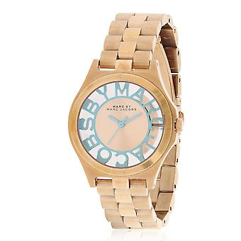 Marc by Marc Jacobs Dameur Henry Rose guld-Tone MBM3296