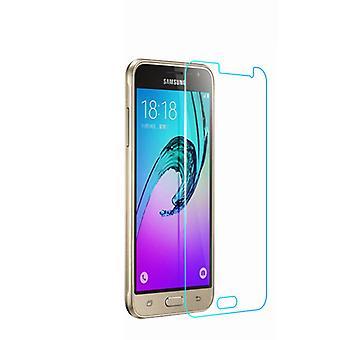 iCoverCase | Samsung Galaxy J1 2016 | 2- Pack Bildschirmschutz