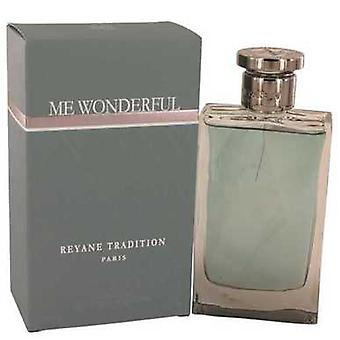 Me Wonderful By Reyane Tradition Eau De Parfum Spray 3.4 Oz (men) V728-537545