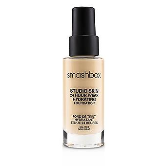 Smashbox Studio Skin 24 Hour Wear Hydrating Foundation - 0.5 (justo con tono fresco) - 30ml/1oz