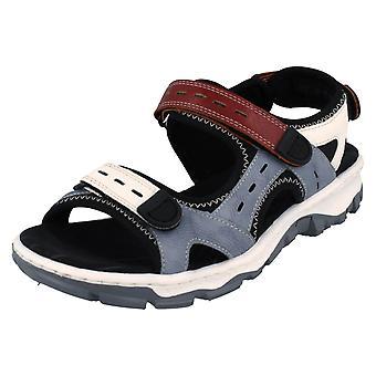 Senhoras Rieker Casual sandálias 68872