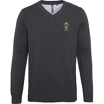 12 Royal Lancers - Licensed British Army Embroidered Jumper