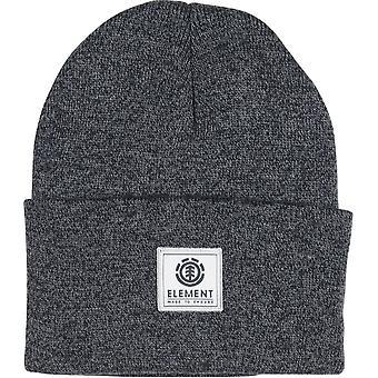 Element Knitted Cuff Beanie ~ Dusk II ash