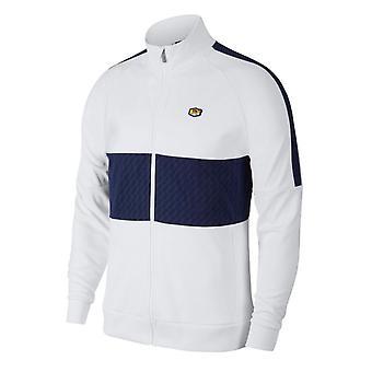 2019-2020 Тоттенхэм Nike I96 Куртка (Белый)