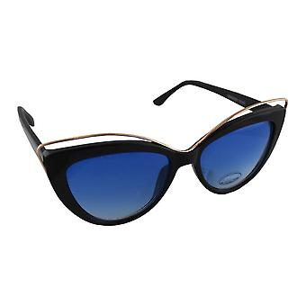 Sunglasses Butterfly Black Blauw1820_5