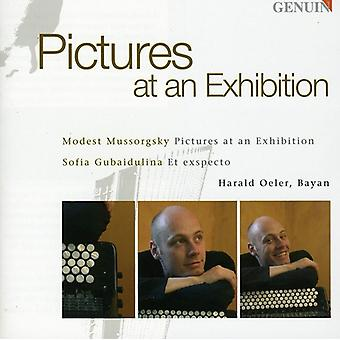 M. Mussorgski - Mussorgskty: Pictures at an Exhibition; Gubaidulina: Et Exspecto [CD] USA import
