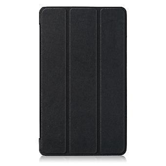 Lenovo tab E7 TB-7104F Tri-Fold geval-zwart