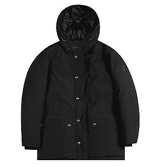 Belstaff Pittfield Down Parka Black