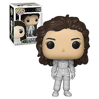 Alien Ripley Spacesuit 40th Anniversary Pop! Vinilo