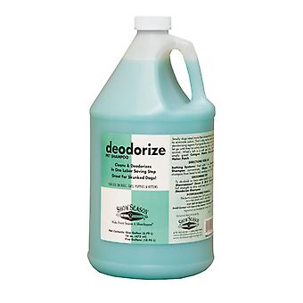Showseason Deodorize Deep Cleansing & Deodorising Shampoo for Pets, 3.8L