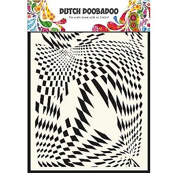 Dutch Doobadoo Pop Art A5 Stencil Mask 470.715.009