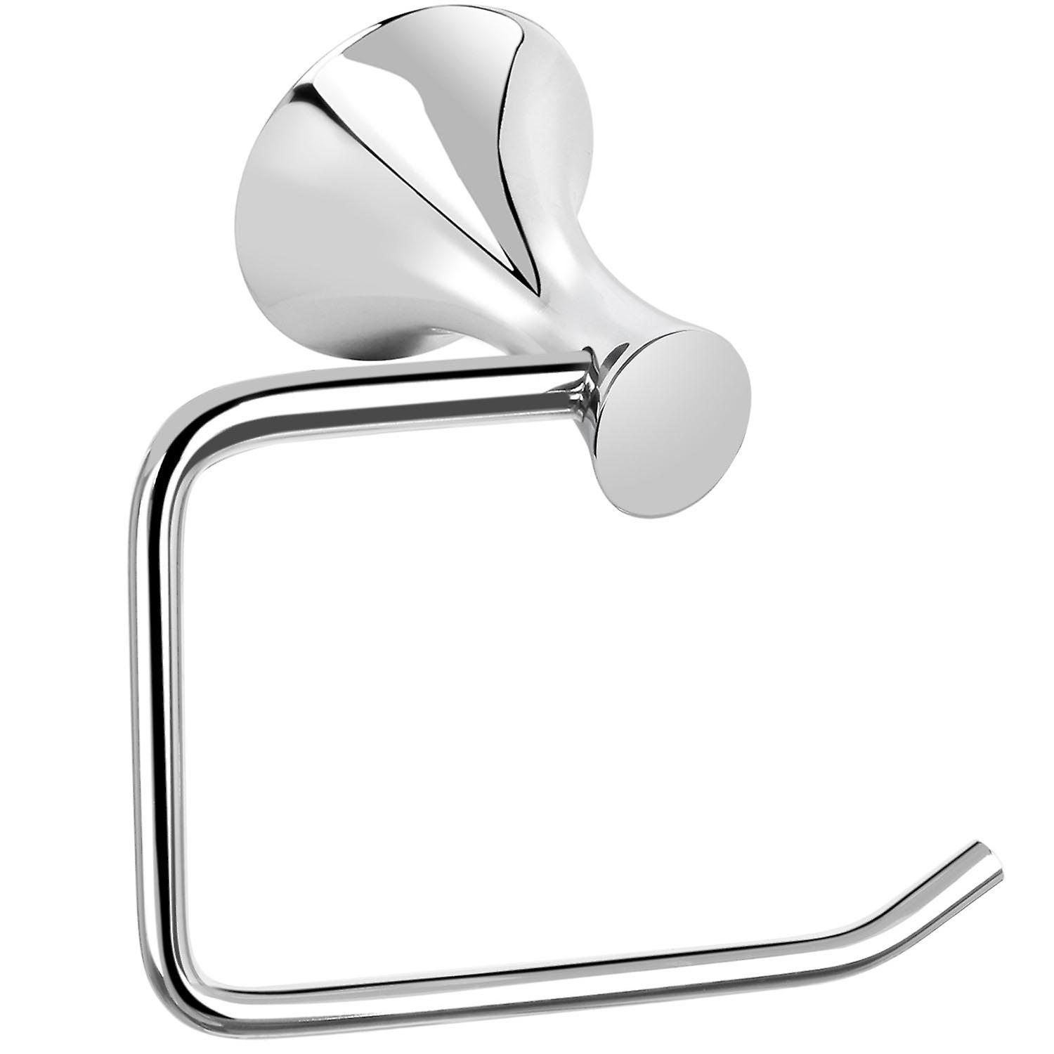TRIXES Toilet Roll Holder Deluxe Bathroom Accessory Stylish Modern Design