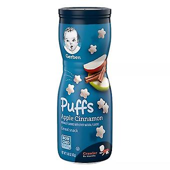 Gerber Puffs Apple Cinnamon Cereal Snack