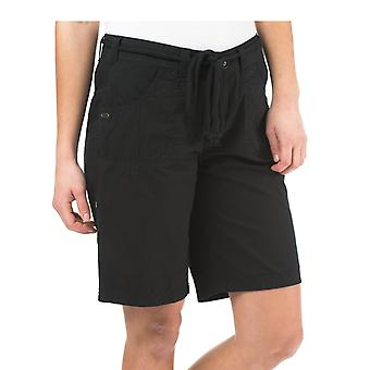 Animal Gene Chino Shorts in Black