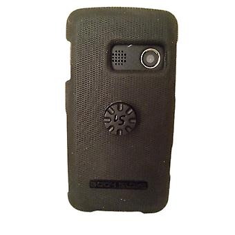 Body Glove Snap-on Phone Case for Sprint LG Rumor Touch - Black