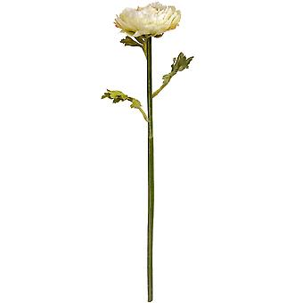 Hill Interiors Artificial Single Ranunculus
