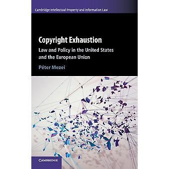 Copyright Agotamiento por Peter Mezei