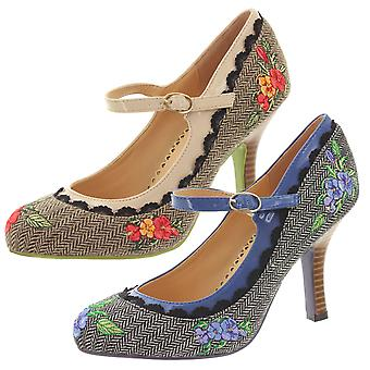 Dancing Days by Banned Girl Loves Me Mary Jane Shoes