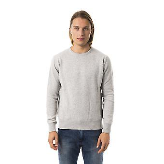 Grey pullover Uominitaliani man