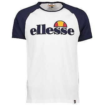 Ellesse Piave White Cotton T-shirt
