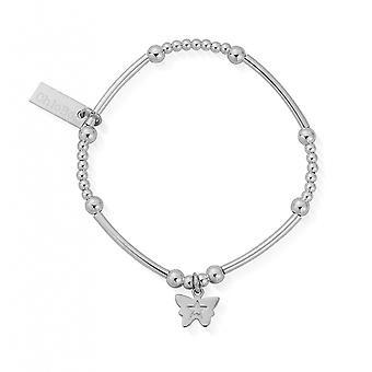 ChloBo CSBCM408 Children's Cute Mini Butterfly Bracelet