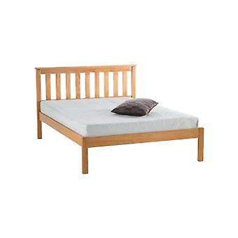 120CM DENVER LOW END BED PINE