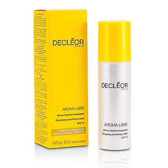 Aroma lisse energising smoothing cream spf 15 169193 50ml/1.7oz