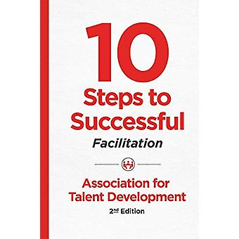 10 Steps to Successful Facilitation by ATD - 9781949036282 Book