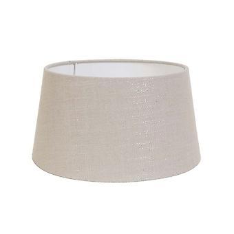 Svetlo & obývacia guľatý odtieň 45x40x 22,5 cm Livigno svetlošedá