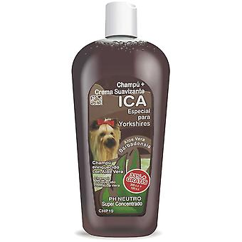 Ica Yorkshire 400Cc Aloe Vera Shampoo (Dogs , Grooming & Wellbeing , Shampoos)