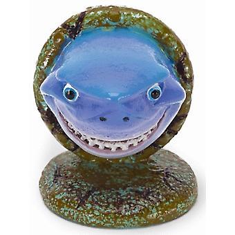 SanDimas Mini Bruce (3X4x5cm) (fisk, dekorasjon, ornamenter)