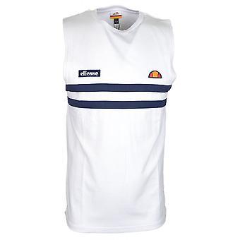 Ellesse Andare Cotton Optic White Tank Top Vest