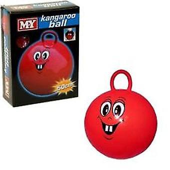 50 cm dla dzieci Kangurek Space Hopper - piłka Kangaroo